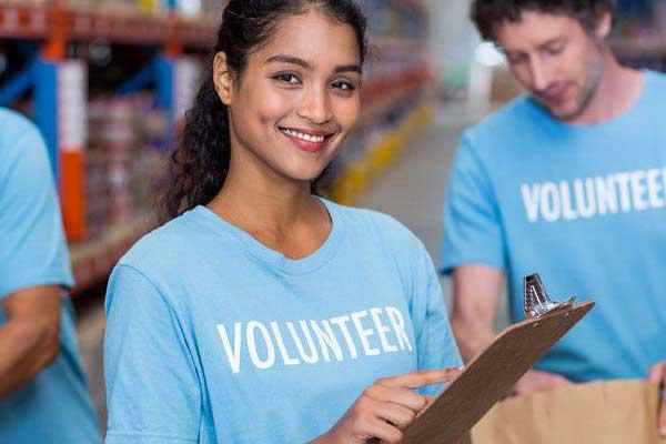 Perfil genérico de los voluntarios